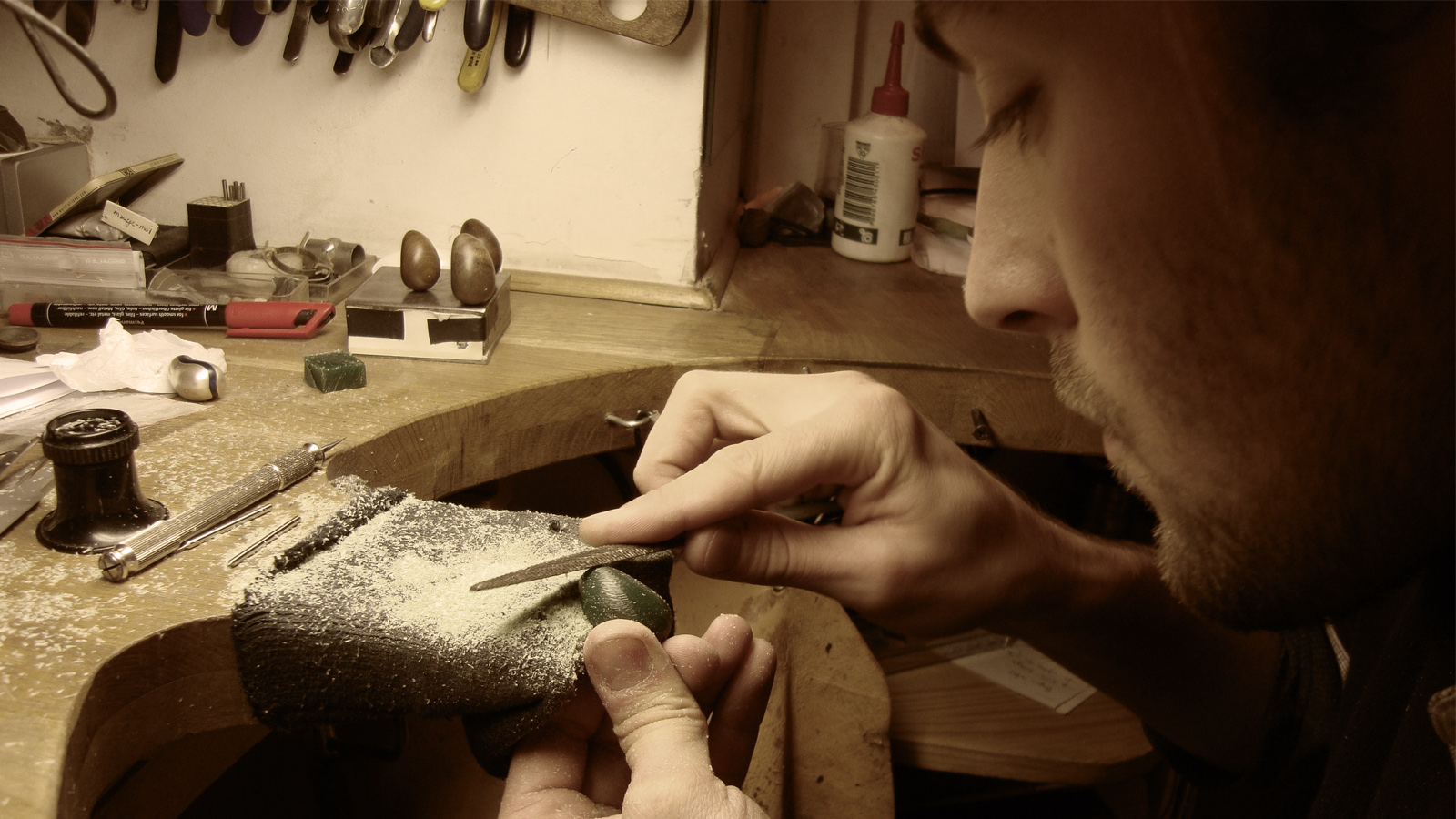 Atelier joaillerie