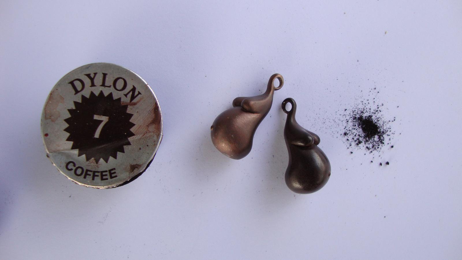 Monade chocolat et sa teinture